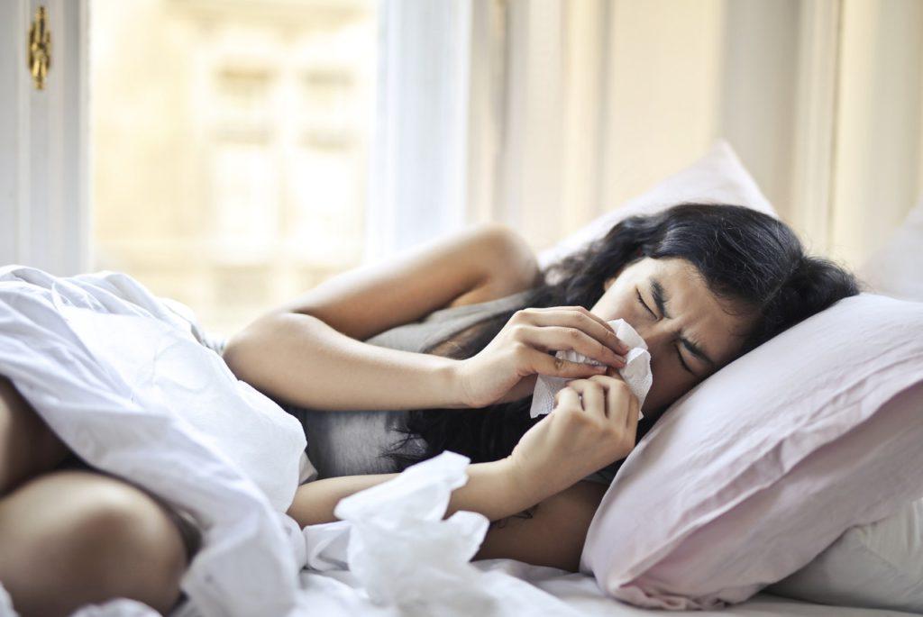o que causa imunidade baixa