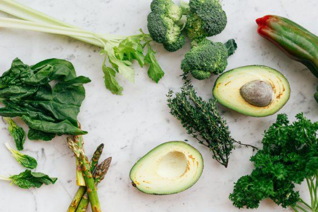 Alimentação para evitar envelhecimento