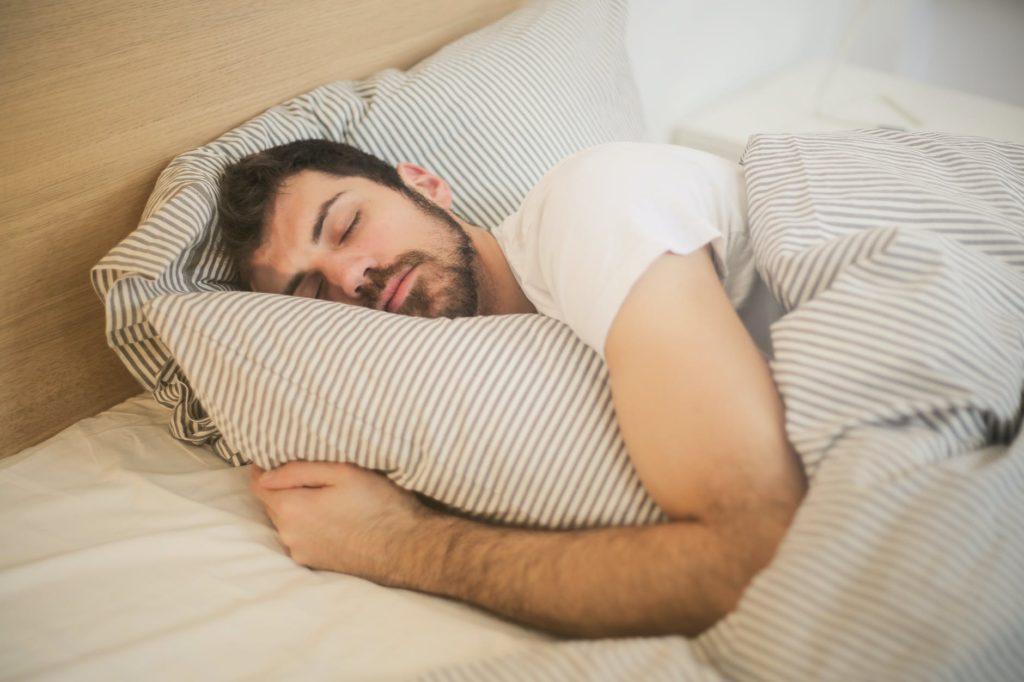 Tenha boas noites de sono